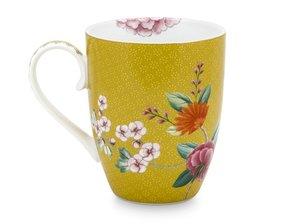 Pip Studio Mug Blushing Birds Yellow