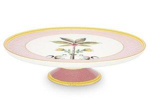 Pip Studio Cake Tray La Majorelle Pink 30,5cm