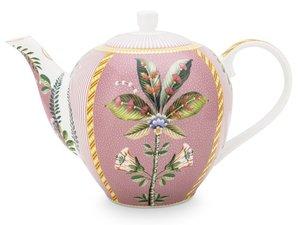 Pip Studio Teapot La Majorelle Pink