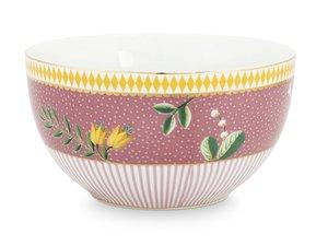 Pip Studio Bowl La Majorelle Pink 12 cm