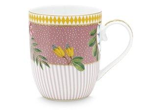 Pip Studio Mug Small La Majorelle Pink