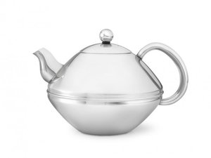 Minuet® Ceylon 1,4 Liter Teapot Chrome