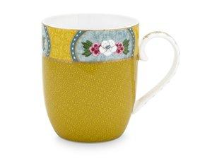 Pip Studio Mug Small Blushing Birds Yellow