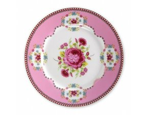 Pip Studio Pastry Plate Early Bird Pink 17 cm