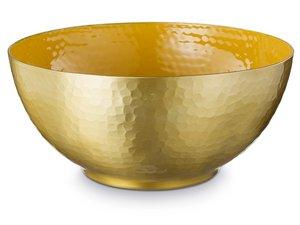 Pip Studio Blushing Birds Gold Bowl Yellow 27 cm