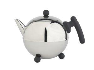 Duet Bella Ronde Black Teapot 1,2 Liter