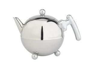 Duet Bella Ronde Chrome Teapot 1,5 Liter