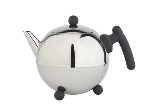 Duet Bella Ronde Black Teapot 1,5 Liter