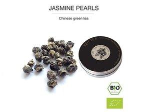 Yeh Tea Jasmine Pearls - Tin 40 gram NL-BIO-01