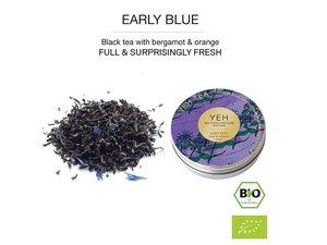 Yeh Tea Early Blue - Tin 30 gram NL-BIO-01