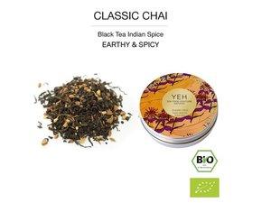 Yeh Tea Classic Chai - Tin 35 gram NL-BIO-01