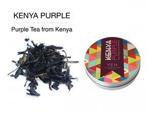 Yeh Tea Kenya Purple - Tin 35 gram NL-BIO-01
