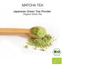 Yeh Tea Matcha Premium - Tin 40 gram NL-BIO-01
