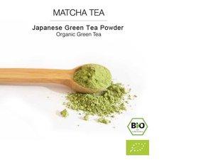 Yeh Tea Matcha - Tin 40 gram NL-BIO-01