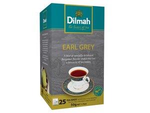 Dilmah Earl Grey Tea 25 Teabags (50 grams)