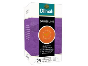 Dilmah Darjeeling Tea 25 Teabags (50 grams)