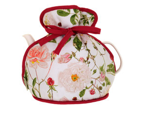 Muff Tea Cosy RSE Traditional Rose