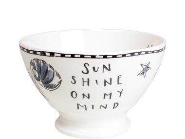 BLond X Noir Bowl 12,5 cm Sunshine