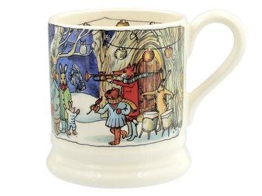 Emma Bridgewater 1/2 Pt. Mug Winter Scene