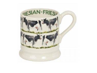 Emma Bridgewater 1/2 Pt. Mug Friesian