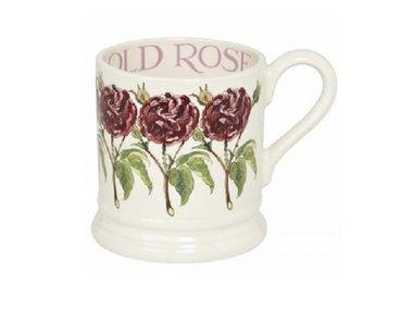 Emma Bridgewater 1/2 pt. Mug Old Rose