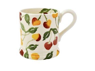 Emma Bridgewater 1/2 pt. Mug Summer Cherries