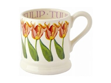 Emma Bridgewater 1/2/ Pt. Mug Tulip