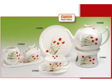TeaLogic Caprice cup & saucer, set of 2
