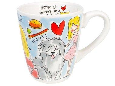 Blond Amsterdam Animals Mug Dog Lover