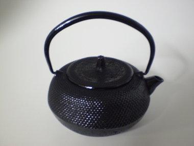 Cast Iron Teapot 0,50 Ltr: Oigen Foundry: Hiramaru