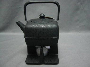 Cast Iron Teapot 0,40 Ltr: Roji: Yoho Black