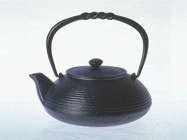 Cast Iron Teapot 0,80 Ltr: Roji: Itome Black
