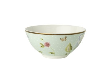 Laura Ashley - Bowl 13 cm Mint Uni