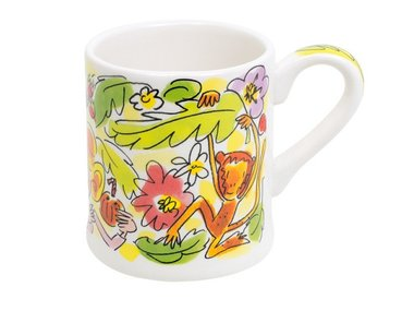 Blond Amsterdam Mini Mug Paradise Yellow