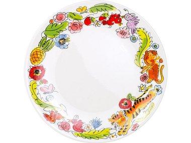 Blond Amsterdam Dinner Plate Paradise Tiger 26 cm