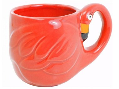 Blond Amsterdam Mug Paradise Flamingo Red