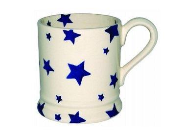 Emma Bridgewater 1/2 Pt. Mug Starry Skies Mug