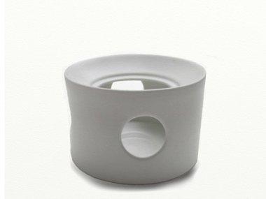Eslau Bornholm beige / matt white 1,4 liter stove