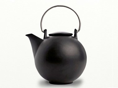Eslau Bornholm black 2,6 liter teapot