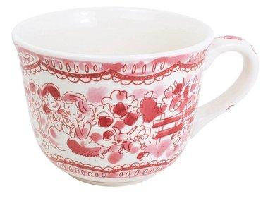 Blond Amsterdam Soup Bowl Romance Pink