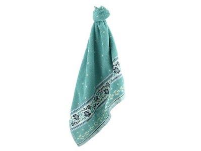 Bunzlau Kitchen Towel Harmony Green
