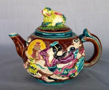 Cochin Rabbit Teapot