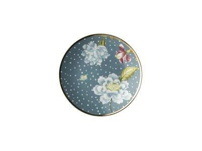Laura Ashley - Petit Four Plate 12 cm Seaspray Uni