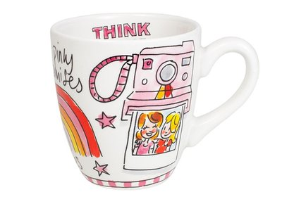 Blond Amsterdam Pink Days Mini Mug