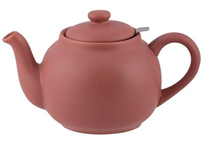 PLINT Teapot 1,5 Liter Terracotta