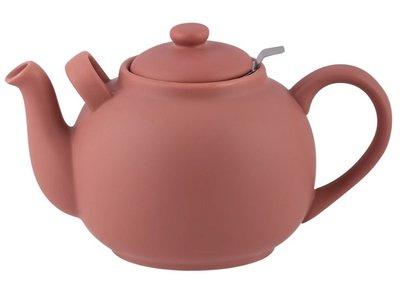 PLINT Teapot 2,5 Liter Terracotta