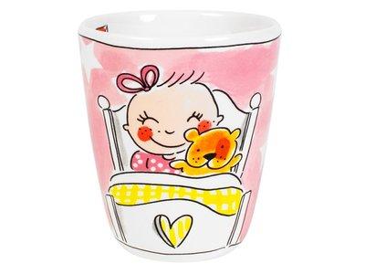 Blond Amsterdam it is a Girl Mug