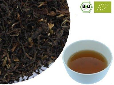 BIO Darjeeling Black Tea TGFOP Lingia 100 Gram NL-BIO-01