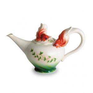 Franz Goldfish teapot